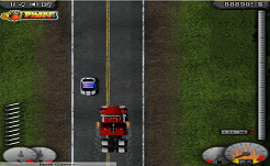 Mad Trucker 2 hacked