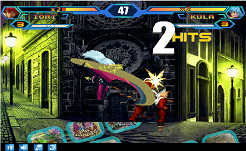 King Of Fighters Wing v. 14 hacked