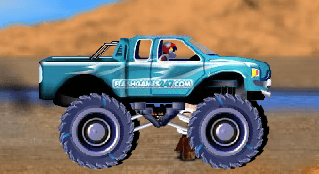 4 Wheel Madness hacked