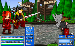 Epic Battle Fantasy 2 hacked