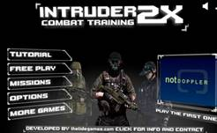Intruder: Combat Training 2x hacked