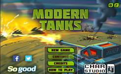 Modern Tanks hacked