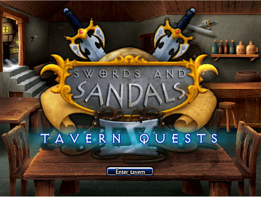 Swords & Sandals 4 : Tavern Quests