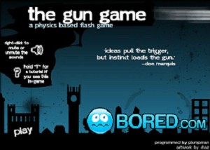 The Gun Game hacked