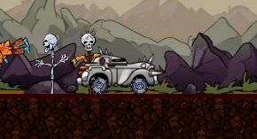 Zombie Car Madness hacked