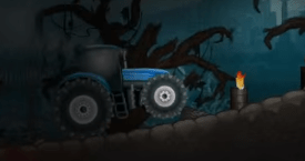Zombie Tractor hacked