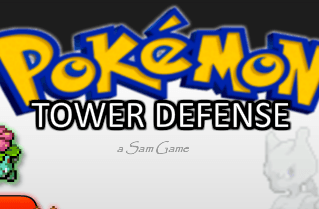 Pokemon Tower Defense