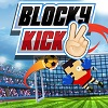 Blocky Kick 2 hacked